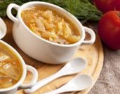 Rice and Cabbage Soup
