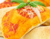 Lamb Pizza Pockets