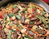 Traditional Lamb Stir-Fry