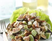 Waldorf Salad with California Figs
