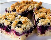 Blueberry Breakfast Crumble