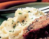 California Sage and Olive Meatloaf