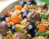 Couscous with Lamb and Olives