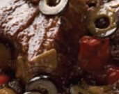 Red Pepper Braised Short Ribs