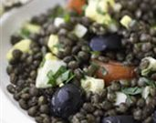 Turkish Lentil Salad