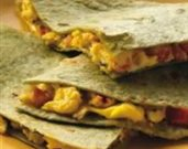 Egg and Cheddar Quesadillas