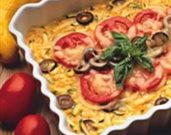 Italian Vegetable Custard