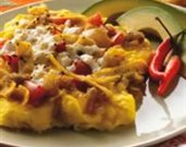 Tex-Mex Scrambled Eggs & Tortillas (Migas)