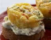 RecipeIndexCallout$master.k.m.us.EB Mini Frittata Crostini Taste of the Season