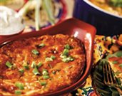 Puffy Chicken Chili Relleno