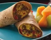 Southwest Breakfast Burritos