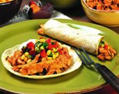 Chicken Tacos with Fresh Corn Salsa