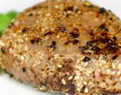 Sesame Seared Ahi Tuna Steak
