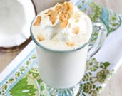 Vegan Coconut Cream Pie Shake