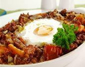 Morning-After-Thanksgiving Lamb Hash