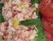 Confetti Lobster Salad