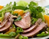Mandarin Pork Salad