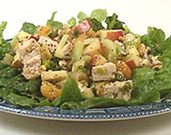 Chicken-Apricot Salad