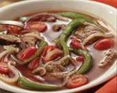 Pepper Steak Soup