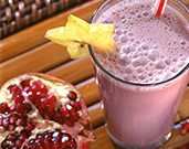Pomegranate Passion Smoothie
