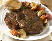 Classic Beef Pot Roast with Root Vegetables
