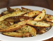 Fresh Rosemary Fries