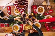 Enjoy Your Own Party: Creating Stress-Free Buffets