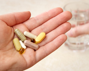 A Healthy Person's Guide to Vitamins & Minerals 