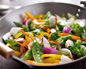 Vegetarian Diet May Lower Colon Cancer Risk: Main Image