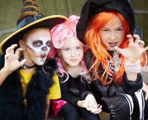 Got a Kid with Diabetes? Don't Be Spooked this Halloween: Main Image