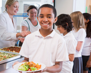 Food May Affect Kids' Focus