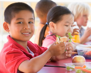 For Healthier Kids, Start with Healthier Food: Main Image