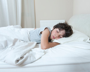Getting Kids to Sleep at Back-to-School Bedtimes: Main Image