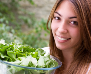 Protect Your Vision with Leafy Greens &#xD;&#xA;: Main Image