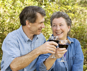 Raise a Glass to Heart Health: Main Image