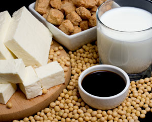 Soy Foods Safe for Breast Cancer Survivors: Main Image