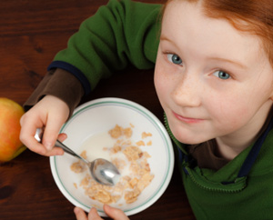 Surprise! Children Like Low-Sugar Cereals Just Fine: Main Image