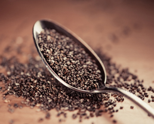 Try Chia Seeds for Big Nutrition in a Small Package: Main Image