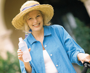 Natural Relief for Menopause Symptoms: Main Image
