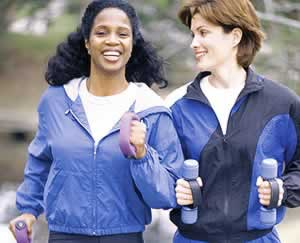 For People with Arterial Disease, Carnitine May Boost Walking: Main Image
