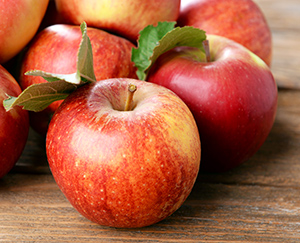 Any Way You Cut Them, Apples Make for a Smart Snack: Main Image