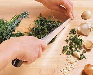 Discover the Pleasure of Cooking with Fresh Herbs: Main Image
