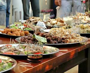 Ambient Buffets: Be a Guest at Your Own Party: Main Image