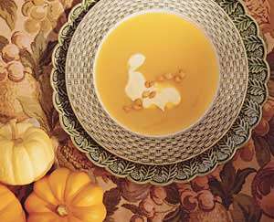 Fall for These Sensational Squash Soups: Main Image