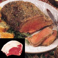 Beef Rib Roast: Main Image
