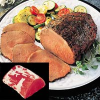 Beef Round Roast: Main Image
