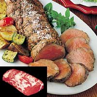 Beef Tenderloin Roast: Main Image