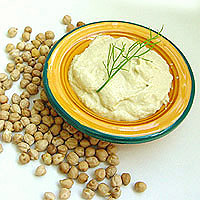 Chickpeas: Main Image