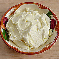 Mascarpone: Main Image