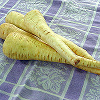 Parsnips: Main Image